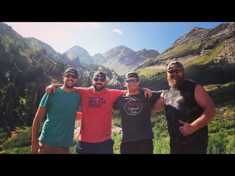 Buddy Brown - Uinta Mountain Range, UTAH/WYOMING