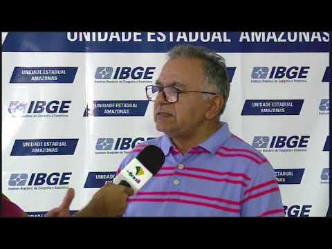 REPÓRTER AMAZONAS - PRODUÇÃO INDUSTRIAL - 15 01 2020