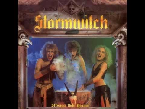 Stormwitch - Stronger Than Heaven (Studio Version)