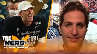 Don't dismiss Mac Jones to the 49ers, Zach Wilson & Jets, Davis Mills - Schrager | NFL | THE HERD