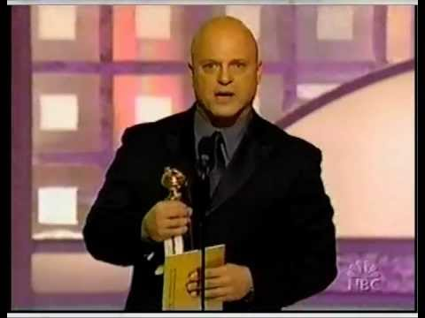 Golden Globe 2002 Michael Chiklis The Shield