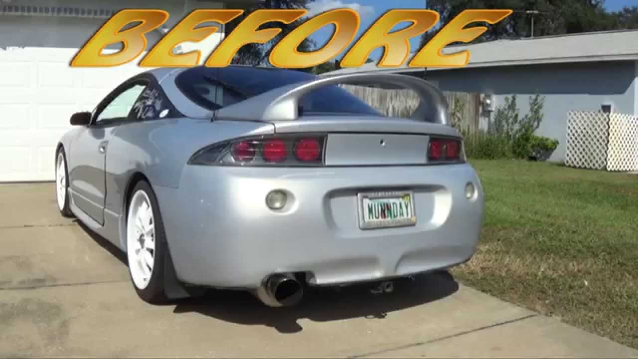 eclipse gs with 3 gst srs catback exhaust youtube eclipse gs with 3 gst srs catback exhaust