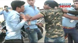 Group Clash Erupts In Kendrapara Autonomous Col...
