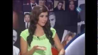 جوان الخضر بمقابلة على برنامج tele magazine