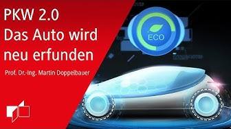 PKW 2.0 – Das Auto wird neu erfunden