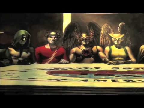 "Smallville - Justice Society/League of America ""We Are the ..."