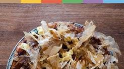 Japanische Pfannkuchen Okonomiyaki live bei «Schnitz und Drunder»