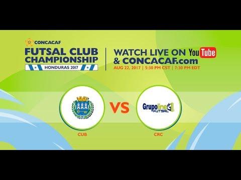 Habana vs Grupo Line Futsal | CFCC2017