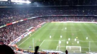 Barcelona x Mallorca 03/01/2009