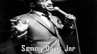 Sammy Davis Jnr The Birth Of The Blues