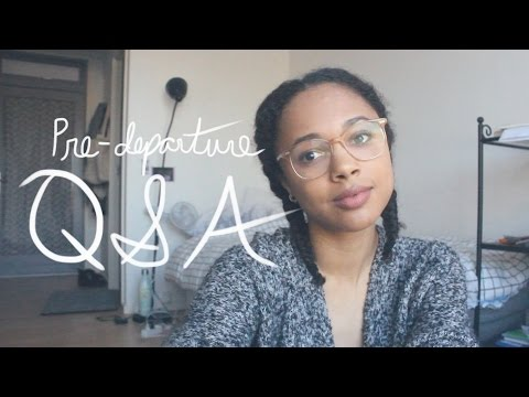 Last Study Abroad Q&A | Being a POC, Housing, Classes, + More