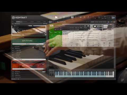 Spitfire Symphony Orchestra - Walkthrough