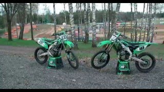 Monster Energy DRT Kawasaki Latvia Highlights [4K]