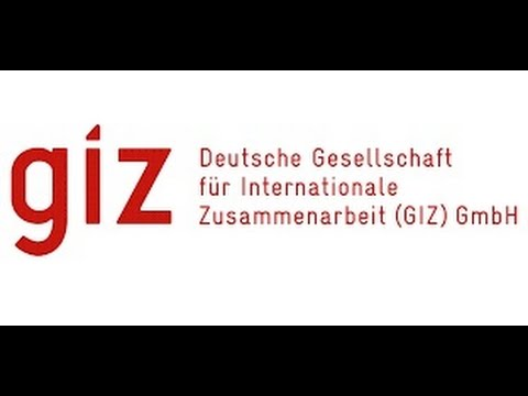 GIZ - Sustainable, innovative, effective - Pre view/raw cut for a documentation