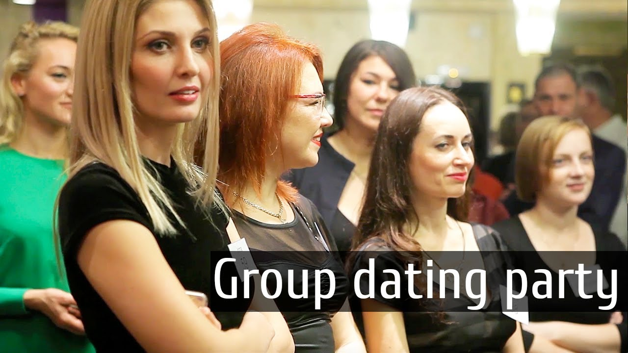 Meet Over 100 Lovely Ukrainian Brides in One Night at Party