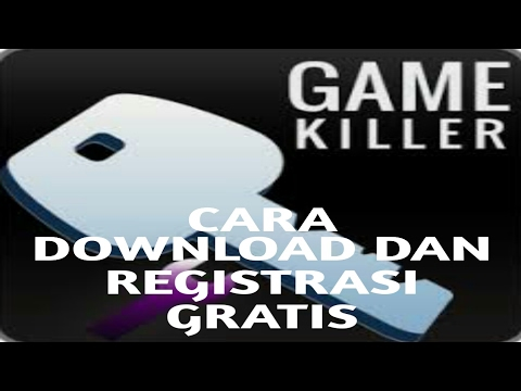 Cara Download & Registrasi(Gratis) Game Killer V4.10
