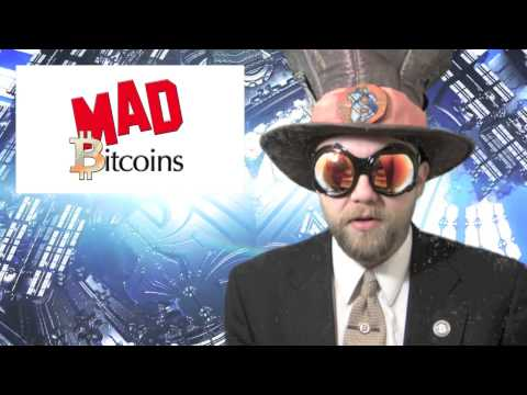 First In-Casino Bitcoin ATM Opens -- Sending Bitcoin To Uganda -- GitChain Project