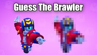 How Good Are Your Eyes #16? l Guess The Brawler Quiz