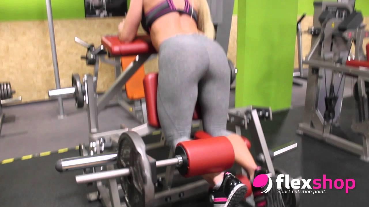 Fitnes Vaje