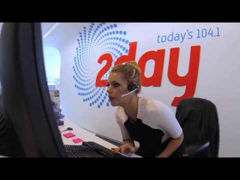 Receptionist FAIL - Sophie Monk