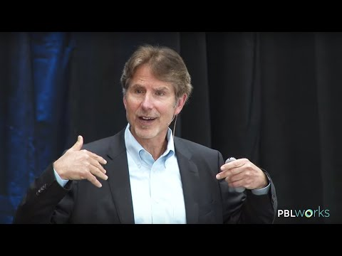 Ron Berger on PBL & Quality Work | PBL World 2019 Keynote