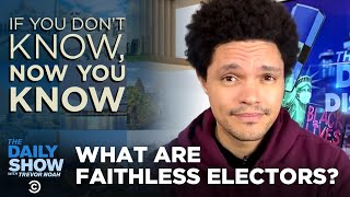 Faithless Electors & Trump - If You Don't Know, Now You Know | The Daily Social Distancing Show