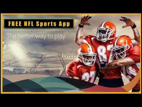 Free NFL Mobile App Demo