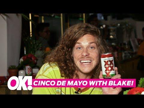 Celebrating Cinco De Mayo with 'Workaholics' star Blake Anderson