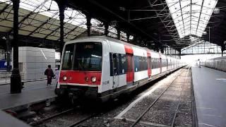 RER A détourné à Saint-Lazare