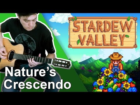 Stardew Valley - Nature's Crescendo (Acoustic Cover)