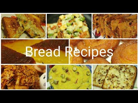 Bread recipe - Different bread recipe collections