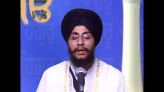 Guru Gur Kar Mann More | Bhai Amarjit Singh Ji, Bhai Jaskaran Singh Ji Patiale | Shabad Gurbani