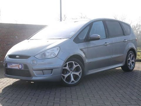 2009 ford s max titanium individual 2 2tdci mpv for sale in hampshire youtube. Black Bedroom Furniture Sets. Home Design Ideas