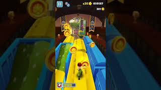 Tricky! Subway Surfers Oxford 2121 Subway Surfers #Shorts