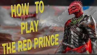 The Prince Summoner Build