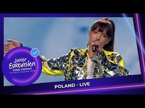Poland 🇵🇱 - Viki Gabor - Superhero - LIVE - Junior Eurovision 2019