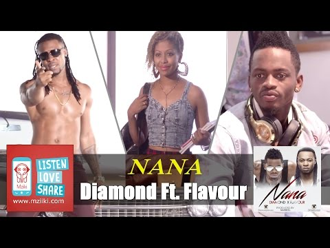 Nana - Diamond Platnumz Ft. Flavour [Official Audio Song]