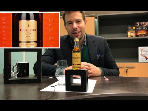 83 Year Old Cognac!! Tesseron Lot No. 29 X.O. Exception Grande Champagne Review: WhiskyWhistle 138