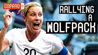 Strength Through Sport | We Are The Wolfpack Ep 3 ft. Abby Wambach