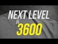 T Shirt Review   Next level 3600