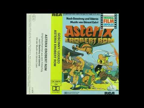 Asterix Erobert Rom, Original