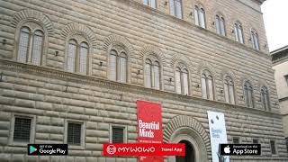 Via de' tornabuoni – palazzo strozzi florence audio guide mywowo travel app