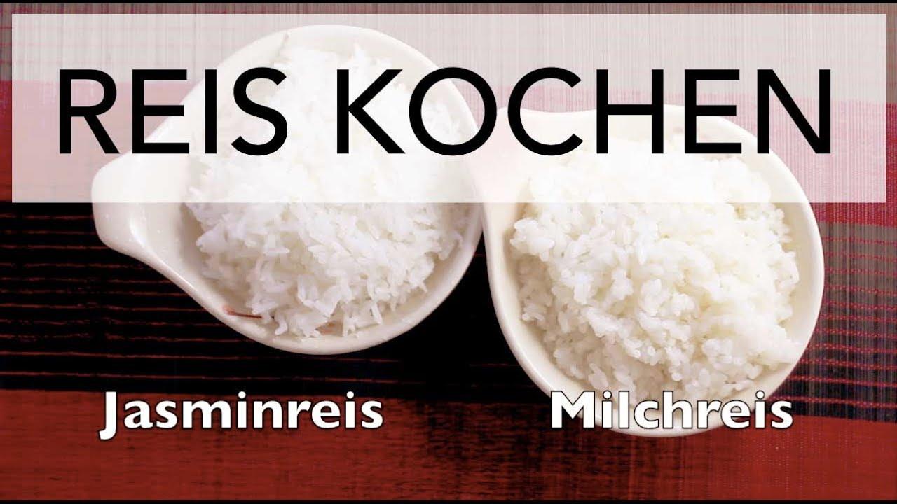 d67d64578e Wie man Reis kocht ohne Reiskocher / Asiatischer Reis / Alternative  Milchreis Vergleich