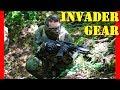 Gear - Invader Gear Predator Pants & combat shirt [ENG sub]