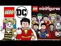 LEGO DC Extended Universe Minifigures - CMF Draft!
