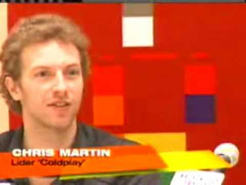 Coldplay - Chile Press Conference (16 February 2007)