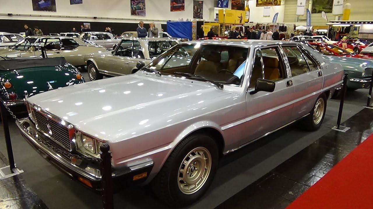 1983 maserati quattroporte