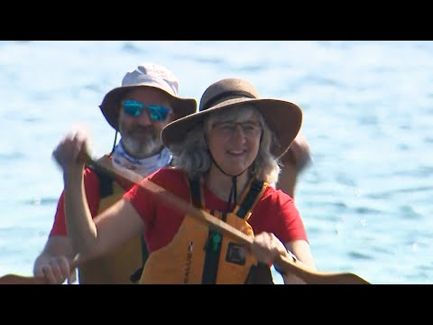 Ontario couple canoeing to new home about 500 km away