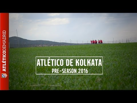 Vivimos la pretemporada con el Atlético de Kolkata | We live the pre-season with Atlético de Kolkata
