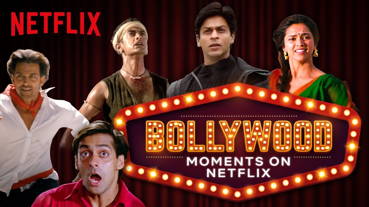 Most Iconic Bollywood Movie Scenes of All Time | Netflix India